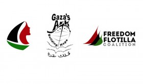 Women's Boats to Gaza have been named