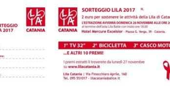 Biglietti vincenti Lila Batte 2017